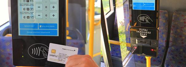 Как оплатить проезд в общественном транспорте Польши