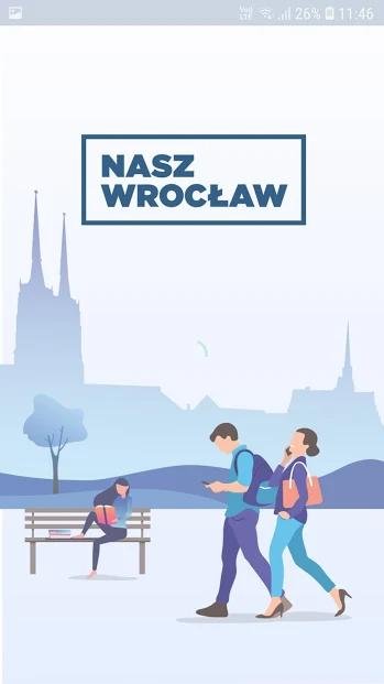 Наш Вроцлав приложение для смартфона