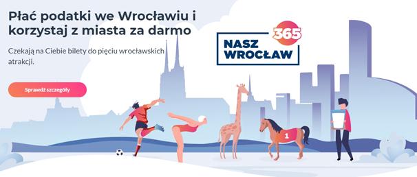Наш Вроцлав 365 - бесплатный вход и скидки в заведения во Вроцлаве