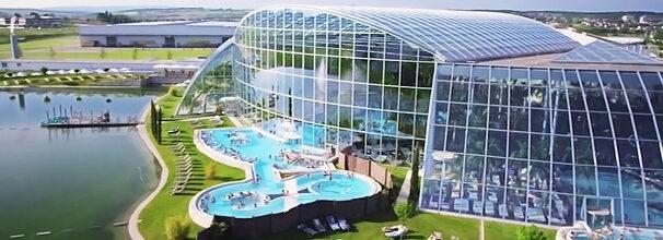 Самый большой аквапарк в Европе будет в Польше - Suntago