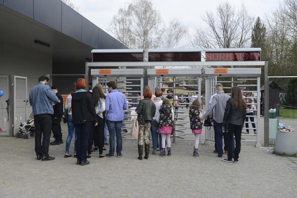 Зоопарк Вроцлава кассы вход