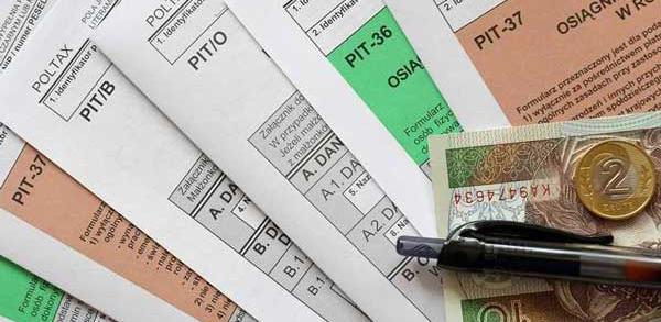 Как платить налоги в Польше. Декларация PIT.