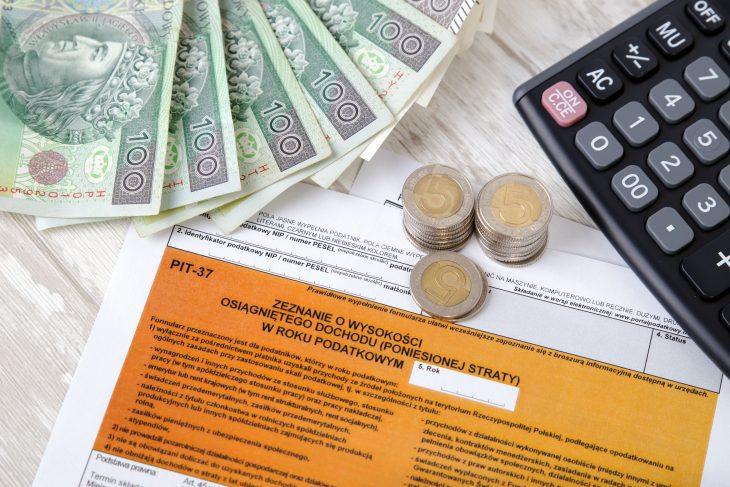 Как платить налоги в Польше. Декларация PIT., изображение №1